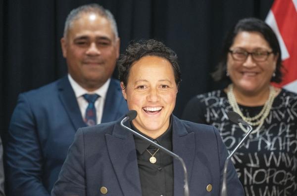 LESSGO!' – Allan promoted to Cabinet, Whaitiri's comeback continues – The  Gisborne Herald